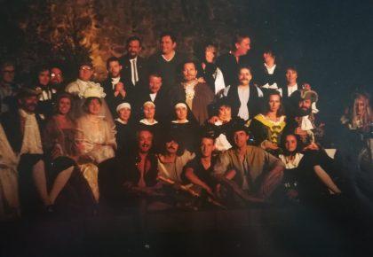 1989 – Jasper und Jolinde  oder  Der Schlangenkuss