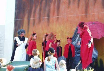 2003 – Der Teufel mit den drei goldenen Haaren
